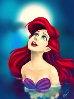 Ariel by 0Aqua-Mermaid0