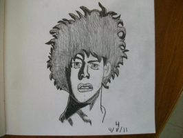 Human Face 2 Finish by zack-pack