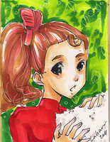 Shoujo Card - Arrietty by Lahara