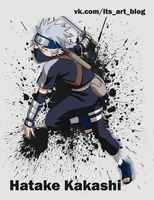 Hatake Kakashi [Young] by David-Y-F