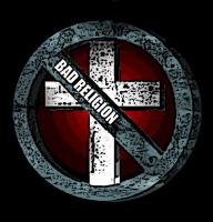 Logo Bad Religion by BadReligion-fans
