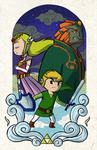 Wind Waker: The Legend by Icy-Snowflakes