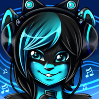 Gamer Icon Commission- Mai by Sweetochii
