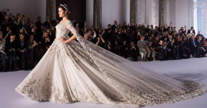 Ralph and Russo Couture Wedding Gown by BattousaiBlade7