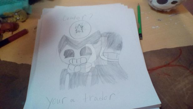 Bendy by Puppylover1987