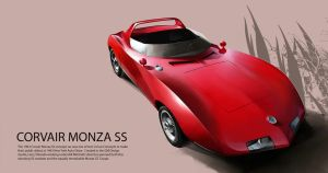 Covair Monza SS by GoodrichDesign
