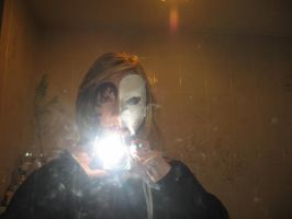 Phantom mask Make up by sazmullium