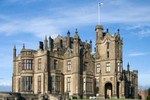 Allerton Castle - 4564 by Jaded-Paladin