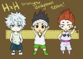 Dream Team by thehairypeach