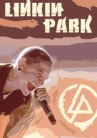 Chester - Linkin Park by The12RZ