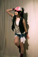 Touko: ''I May Seem Sweet...'' by AnyaPanda
