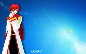 Start up Windows: AKAITO by FlowerAppend