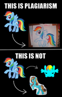 Just To Be Clear... by Oceanblue-Art