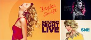SNL montage - Tay Swift by Jade-the-lover
