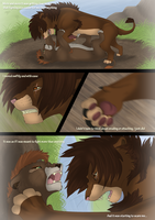 The Outcast page 31 by TorazTheNomad