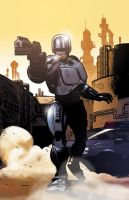 Robocop by TXcrew