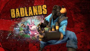 Badlands Pyro (Reskin) by Py-Bun