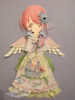 Paper Dolls- Spring Risocaa by Risocaa