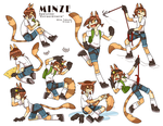 minze by caydett