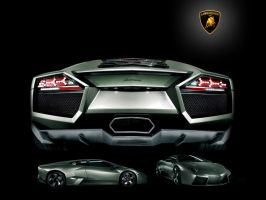 Lamborghini Reventon Wallpaper by Sostopher