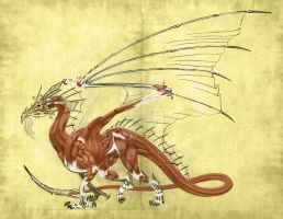 Liquidis - The Ultimae Wyrm 2 by A-Nessessary-Studio