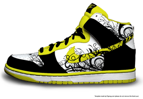 Nike Dunk High by Marcel94afca
