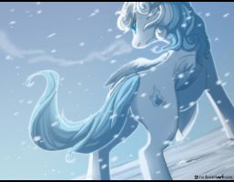 Midwinter Eve by azzai