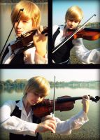 My violin, my life by TaraAkera
