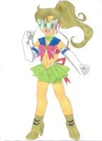 Prototype Sailor Jupiter by animequeen20012003