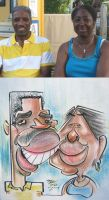 caricature- old nice folk 09 by chrisCHUA