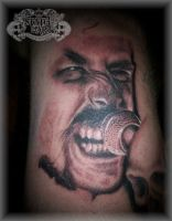 James Hetfield by state-of-art-tattoo
