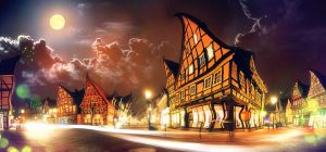 DREAMTOWN by ALEXdt111