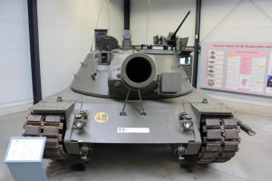 The mouth of a MBT-70 by Liam2010