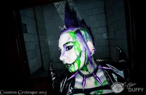 ozHorrorCon 2013 by Countess-Grotesque