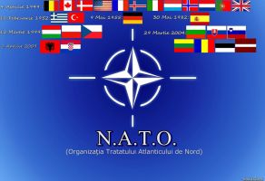 NATO nations by blackX3widow