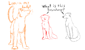 What is this Broadway? by leafclan99