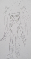 Surge the Hedgehog by Incognito-Torpedo