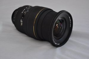 Sigma 24-70mm EX DG by TheSoftCollision