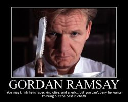 Gordan Ramsay by TheWSB