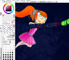 Atomic Betty WIP (updated WIP) by cutiekekegirl
