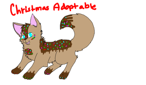 Chirstmas Adoptable by Misswd