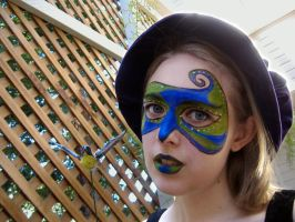 Masquerave Makeup by Mystitat