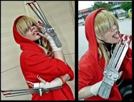 Gunji the Punisher -Togainu no by grimmiko88