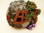 Fairy House 2 by FlyingFrogCreations