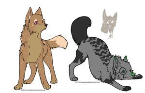 Adopts Auction [Closed] by Nharlie