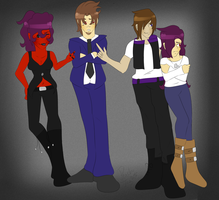 Freebie: Narissa's Family by EtherealApricity