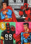 PSC-Deadpool + Superman by SeanRM