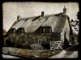 corfe cottage by awjay