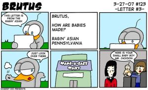 Brutus - 123 - Letter 3 by chelano