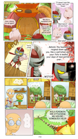 Pokemon trainer 8 - page 9 by MasterPloxy